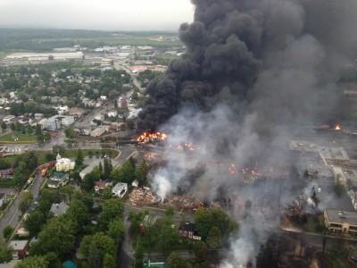 Lac-Mégantic rail disaster