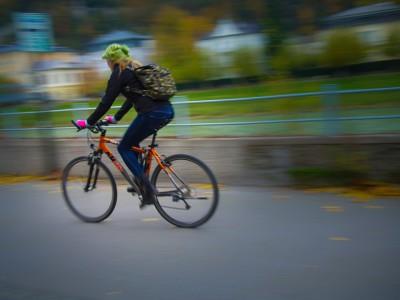 cyclist_urban setting