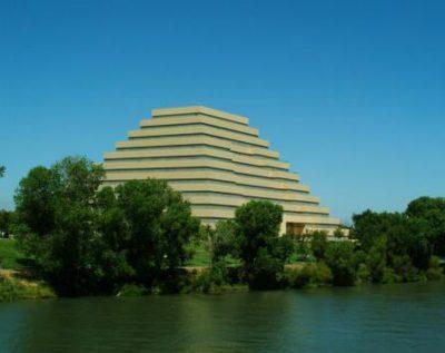 west sac pyramid